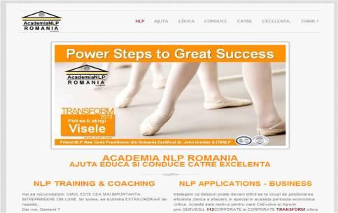 Academia NLP site